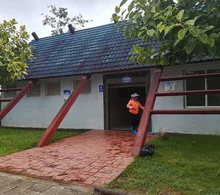 市政公厕保洁